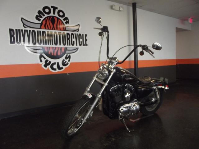 2010 Harley-Davidson Sportster 1200 Custom XL1200C Arlington, Texas 5