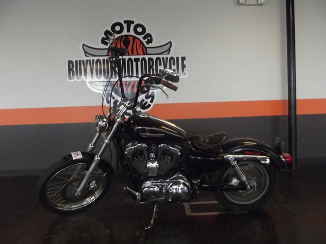 2010 Harley-Davidson Sportster 1200 Custom XL1200C Arlington, Texas 4