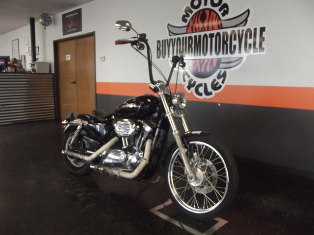 2010 Harley-Davidson Sportster 1200 Custom XL1200C Arlington, Texas 1