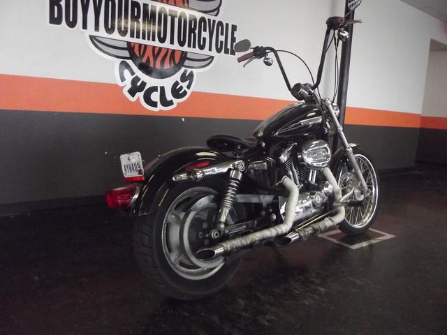 2010 Harley-Davidson Sportster 1200 Custom XL1200C Arlington, Texas 2
