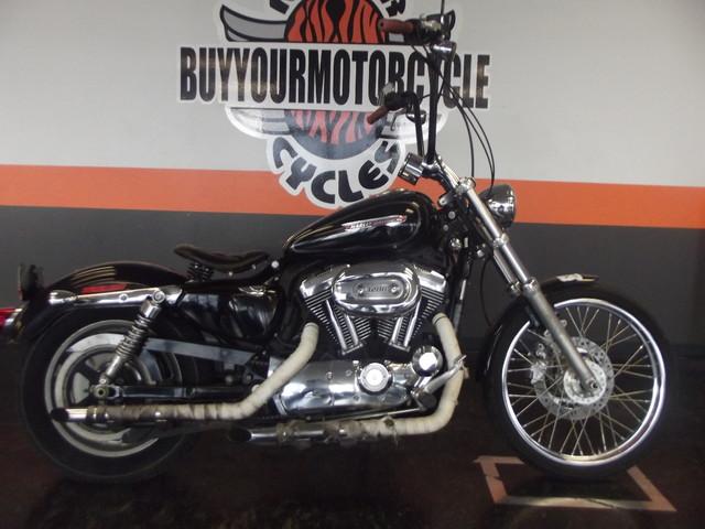 2010 Harley-Davidson Sportster 1200 Custom XL1200C Arlington, Texas 0