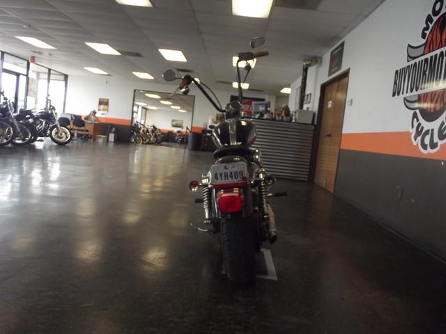 2010 Harley-Davidson Sportster 1200 Custom XL1200C Arlington, Texas 10