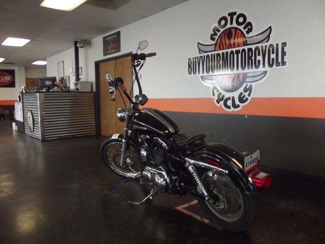 2010 Harley-Davidson Sportster 1200 Custom XL1200C Arlington, Texas 3