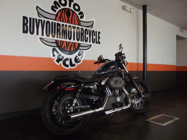 2010 Harley-Davidson Sportster 1200 Nightster XL1200N Arlington, Texas 1