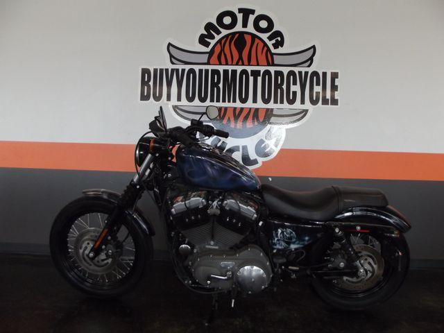 2010 Harley-Davidson Sportster 1200 Nightster XL1200N Arlington, Texas 17