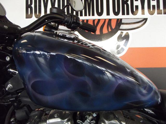 2010 Harley-Davidson Sportster 1200 Nightster XL1200N Arlington, Texas 24