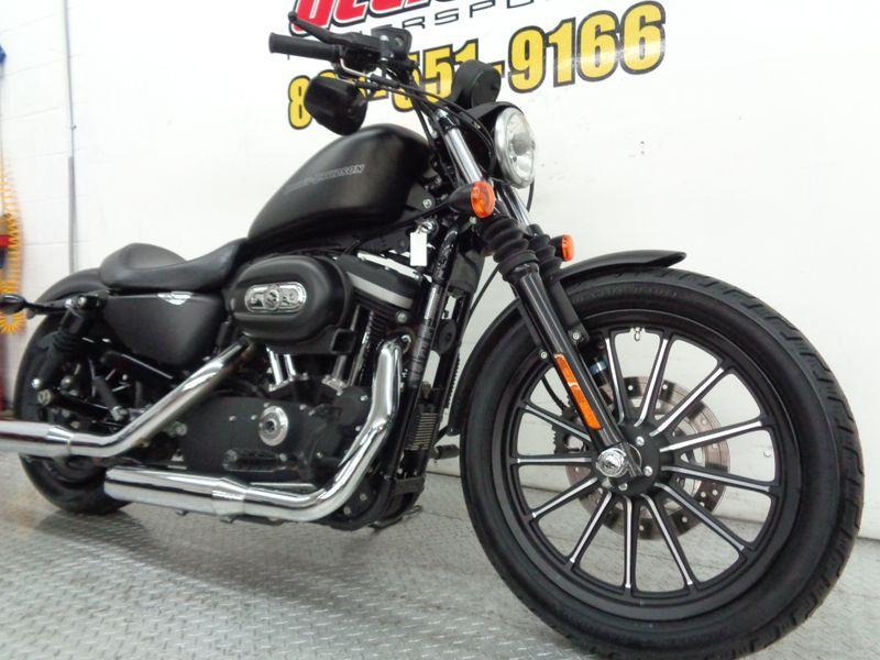 2010 Harley Davidson Sportster Iron 883   Oklahoma  Action PowerSports  in Tulsa, Oklahoma