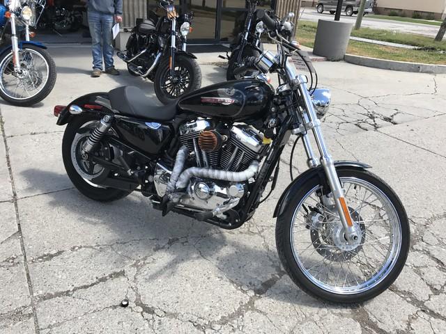 2010 Harley-Davidson Sportster® 1200 Custom Ogden, Utah 5