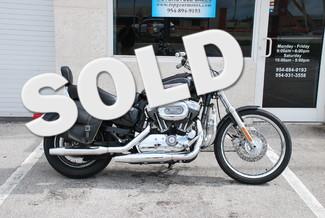 2010 Harley Davidson Sportster XL1200C Dania Beach, Florida