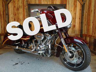 2010 Harley-Davidson Street Glide® CVO Anaheim, California