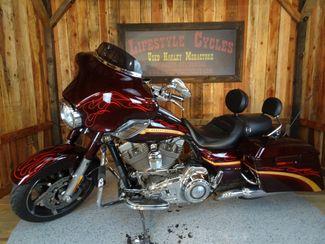 2010 Harley-Davidson Street Glide® CVO Anaheim, California 1