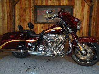 2010 Harley-Davidson Street Glide® CVO Anaheim, California 12