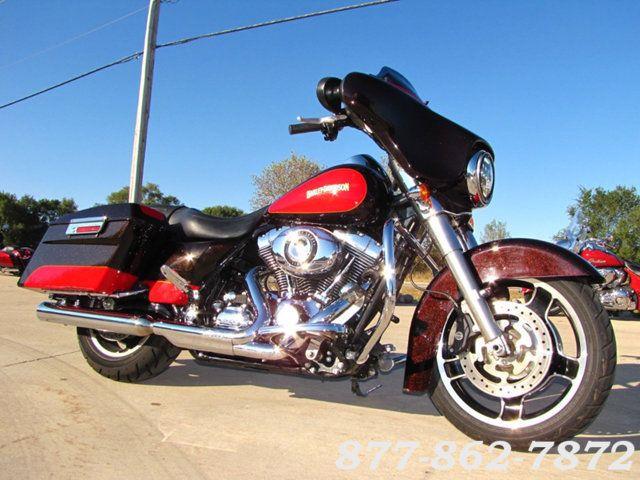 2010 Harley-Davidson STREET GLIDE FLHX STREET GLIDE FLHX McHenry, Illinois 2