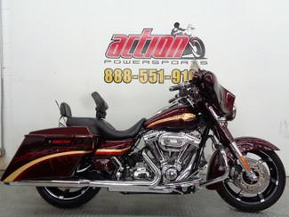 2010 Harley Davidson Street Glide CVO Sreamin' Eagle in Tulsa, Oklahoma