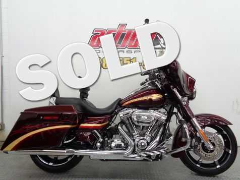 2010 Harley Davidson Street Glide CVO  in Tulsa, Oklahoma
