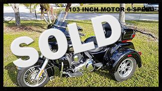 2010 Harley Davidson Triglide Ultra Classic FLHTCUTG Trike Pompano, Florida