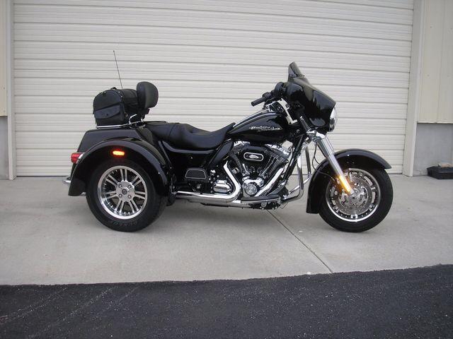 2010 Harley-Davidson Trike Street Glide® Ogden, Utah 1