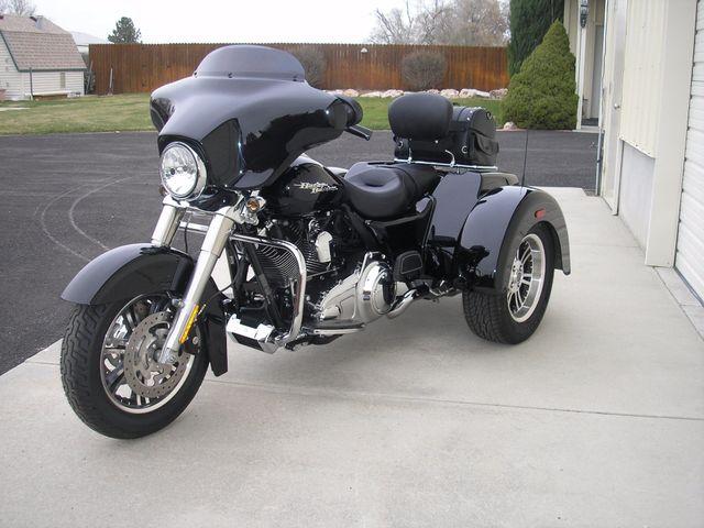 2010 Harley-Davidson Trike Street Glide® Ogden, Utah 0