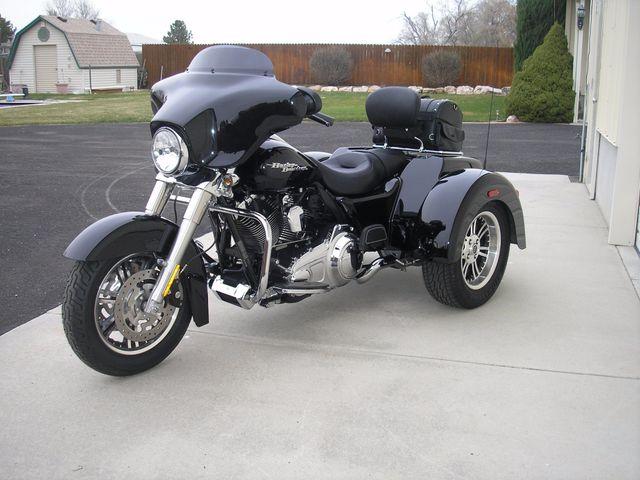 2010 Harley-Davidson Trike Street Glide® Ogden, Utah 3