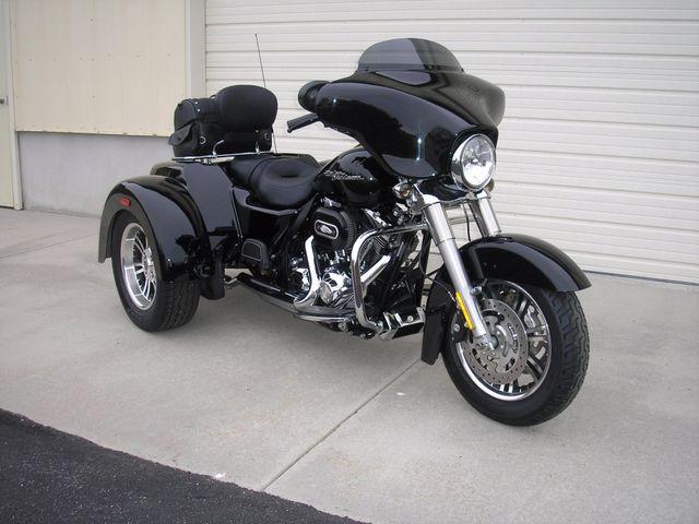 2010 Harley-Davidson Trike Street Glide® Ogden, Utah 5