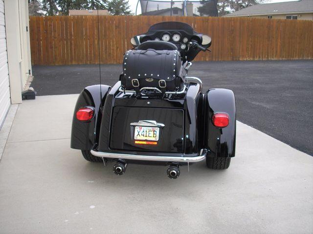 2010 Harley-Davidson Trike Street Glide® Ogden, Utah 8