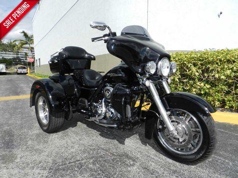 2010 Harley-Davidson Trike Street Glide FLHXXX  in Hollywood, Florida