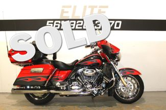 2010 Harley Davidson Ultra Classic CVO Screamin Eagle FLHTCUSE Boynton Beach, FL