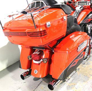 2010 Harley Davidson Ultra Classic CVO Screamin Eagle FLHTCUSE Boynton Beach, FL 8