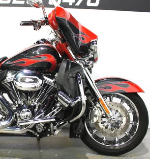 2010 Harley Davidson Ultra Classic CVO Screamin Eagle FLHTCUSE Boynton Beach, FL 38