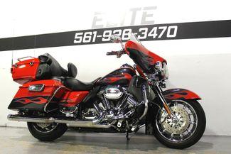 2010 Harley Davidson Ultra Classic CVO Screamin Eagle FLHTCUSE Boynton Beach, FL 39