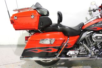 2010 Harley Davidson Ultra Classic CVO Screamin Eagle FLHTCUSE Boynton Beach, FL 4