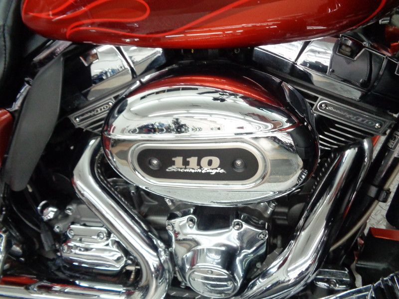 2010 Harley Davidson Ultra Classic  CVO  Oklahoma  Action PowerSports  in Tulsa, Oklahoma