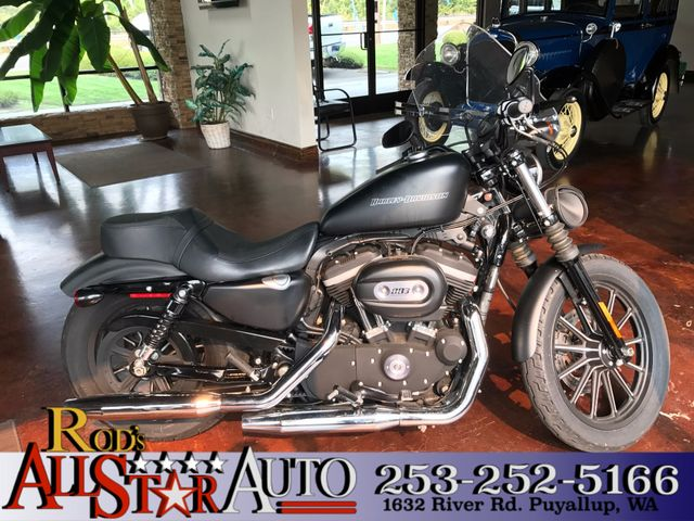 2010 Harley-Davidson XL883 The CARFAX Buy Back Guarantee that comes with this vehicle means that y