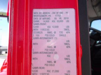 2010 Hino 338 Reefer, 22', Thermo King TS, Liftgate, Auto ., . 33