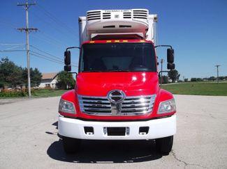 2010 Hino 338 Reefer, 22', Thermo King TS, Liftgate, Auto ., . 7