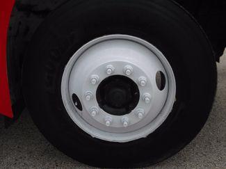 2010 Hino 338 Reefer, 22', Thermo King TS, Liftgate, Auto ., . 25
