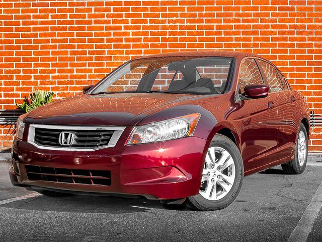 2010 Honda Accord LX-P Burbank, CA 0