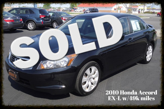2010 Honda Accord EX-L in Ogdensburg New York