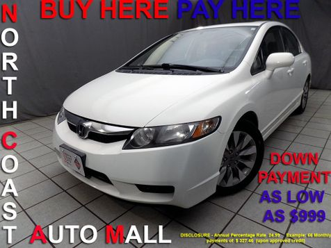 2010 Honda Civic EX-L As low as $999 DOWN in Cleveland, Ohio