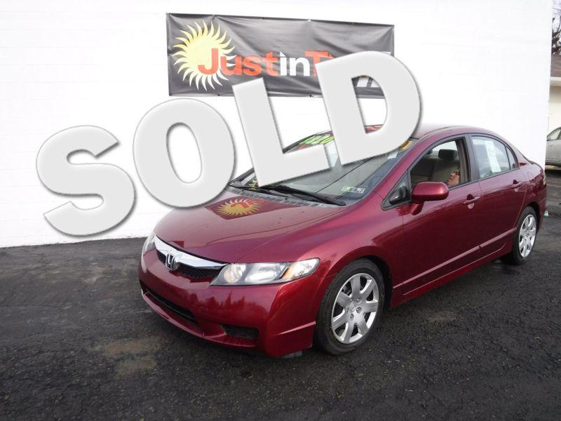 2010 Honda Civic LX | Endicott, NY | Just In Time, Inc. in Endicott NY