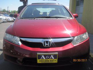 2010 Honda Civic EX Englewood, Colorado 2