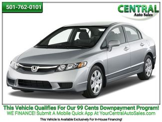 2010 Honda Civic LX | Hot Springs, AR | Central Auto Sales in Hot Springs AR