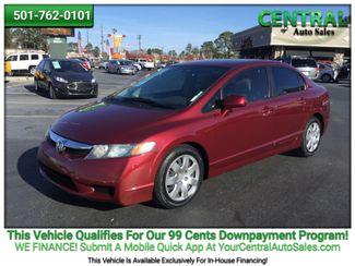 2010 Honda Civic LX | Hot Springs, AR | Central Auto Sales in Hot Springs AR