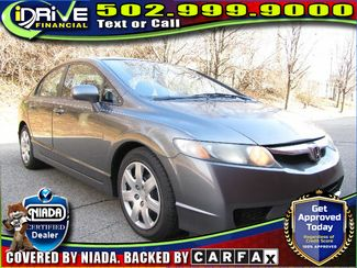 2010 Honda Civic LX | Louisville, Kentucky | iDrive Financial in Lousiville Kentucky