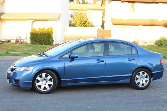 2010 Honda CIVIC LX SEDAN AUTOMATIC SERVICE RECORDS AVAILABLE A/C Woodland Hills, CA 1