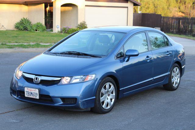 2010 Honda CIVIC LX SEDAN AUTOMATIC SERVICE RECORDS AVAILABLE A/C Woodland Hills, CA 29