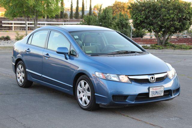 2010 Honda CIVIC LX SEDAN AUTOMATIC SERVICE RECORDS AVAILABLE A/C Woodland Hills, CA 28