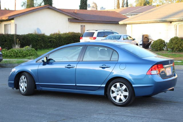 2010 Honda CIVIC LX SEDAN AUTOMATIC SERVICE RECORDS AVAILABLE A/C Woodland Hills, CA 2