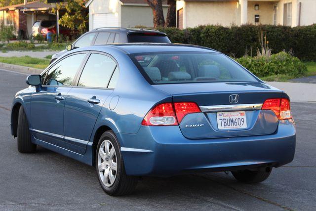 2010 Honda CIVIC LX SEDAN AUTOMATIC SERVICE RECORDS AVAILABLE A/C Woodland Hills, CA 3