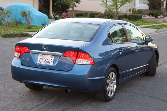 2010 Honda CIVIC LX SEDAN AUTOMATIC SERVICE RECORDS AVAILABLE A/C Woodland Hills, CA 5